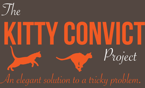 The Kitty Convict Project - An elegant solution to a tricky problem